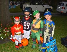 Image result for boys trick or treating